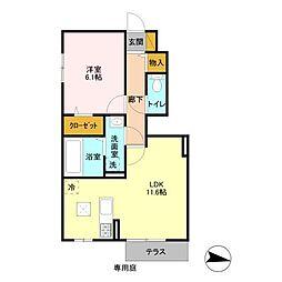 干潟駅 6.2万円