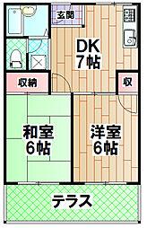和泉府中駅 3.2万円