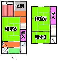 信太山駅 4.0万円