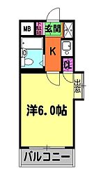 新柴又駅 3.5万円