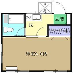 国府台駅 4.4万円