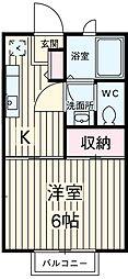 志久駅 3.6万円