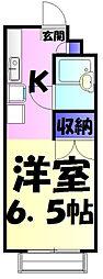 西千葉駅 4.0万円