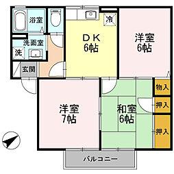 座間駅 5.5万円