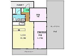 二俣川駅 15.0万円