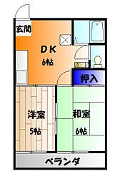 三ツ境駅 5.2万円