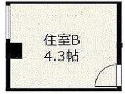 上中里駅 4.5万円
