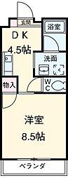 逢妻駅 4.3万円