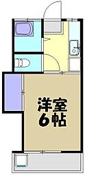 武蔵小金井駅 4.4万円