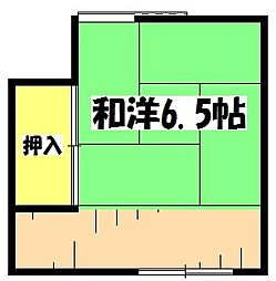 船橋日大前駅 1.0万円
