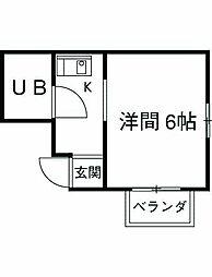 米野駅 3.9万円