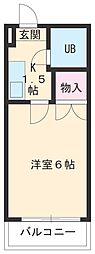 近鉄八田駅 3.2万円