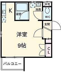大森・金城学院前駅 3.9万円