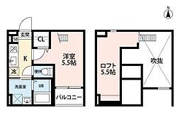 本笠寺駅 5.1万円