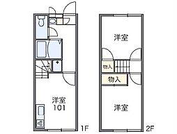 三河塩津駅 4.6万円