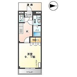 船町駅 4.8万円