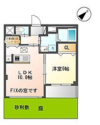箱根ヶ崎駅 6.4万円