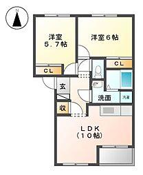 蟹江駅 4.9万円