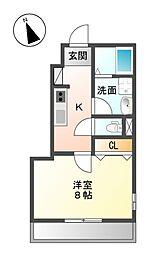 西枇杷島駅 5.1万円