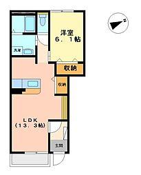 伊豆箱根鉄道駿豆線 牧之郷駅 徒歩8分の賃貸アパート