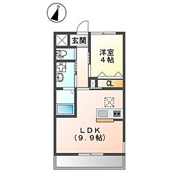 荒川沖駅 5.3万円