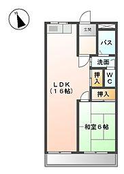 水野駅 4.4万円