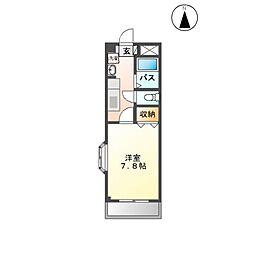 吉良吉田駅 3.3万円