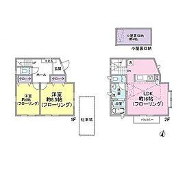 田園調布駅 24.5万円