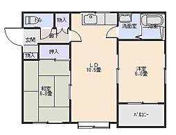 群馬総社駅 3.4万円