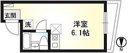 本蓮沼駅 5.4万円