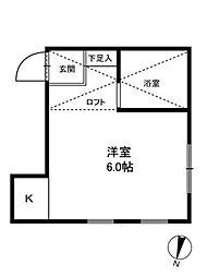黄金町駅 3.5万円