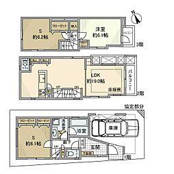 本駒込駅 30.0万円