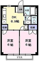 小作駅 4.3万円