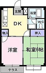 井野駅 3.3万円