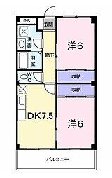 【敷金礼金0円!】レジデンス山崎