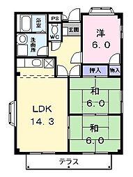 蟹江駅 6.6万円