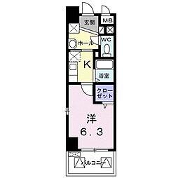 瓢箪山駅 4.6万円