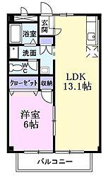 榎戸駅 4.5万円