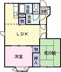 小田渕駅 4.8万円