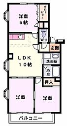 春田駅 5.6万円