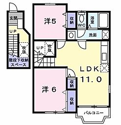 東中神駅 8.0万円