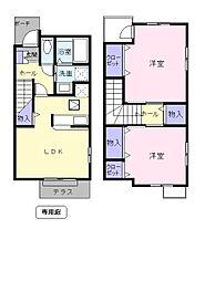 相模大塚駅 8.0万円