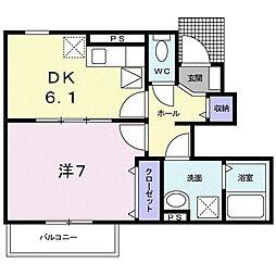 磯部駅 4.5万円