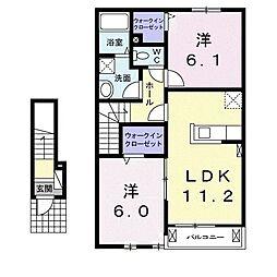 群馬総社駅 5.2万円