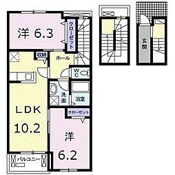 本厚木駅 7.5万円
