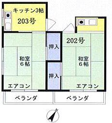 大井町駅 3.5万円