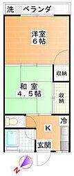 豊田駅 3.5万円