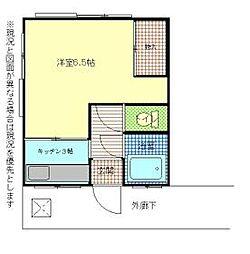 湘南海岸公園駅 3.8万円