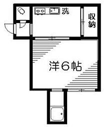 東中野駅 4.6万円