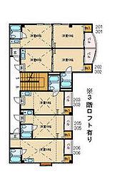 群馬八幡駅 2.0万円